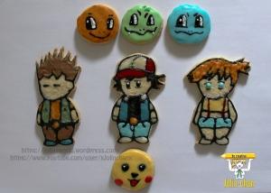 pokemon-kekse-ash-misty-rocko-schiggy-glumanda-bisasam-pikachu